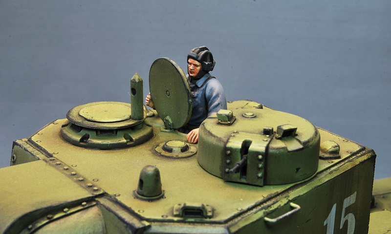 """КВ-5 -""""Бумажный танк"""" 1312"""