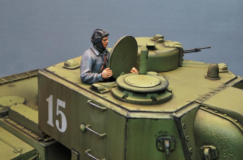 """КВ-5 -""""Бумажный танк"""" 1413"""
