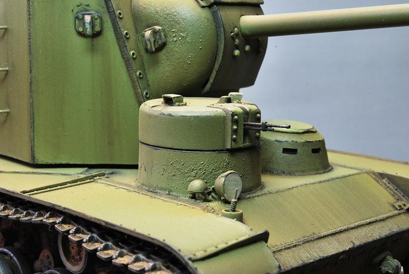 """КВ-5 -""""Бумажный танк"""" 1513"""