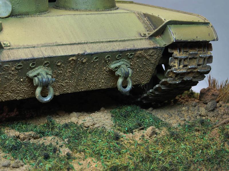 """КВ-5 -""""Бумажный танк"""" 1612"""