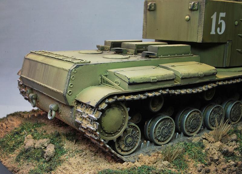 """КВ-5 -""""Бумажный танк"""" 1713"""