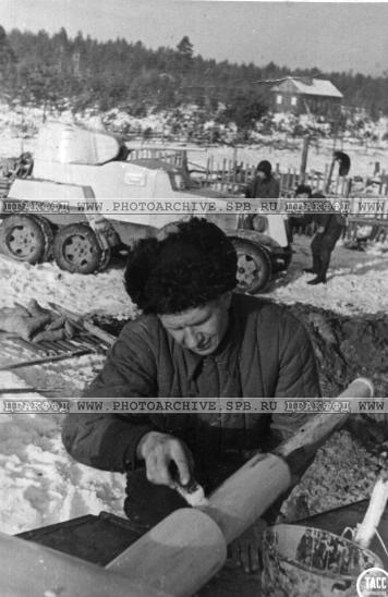 Камуфляж танков РККА периода ВОВ 194110