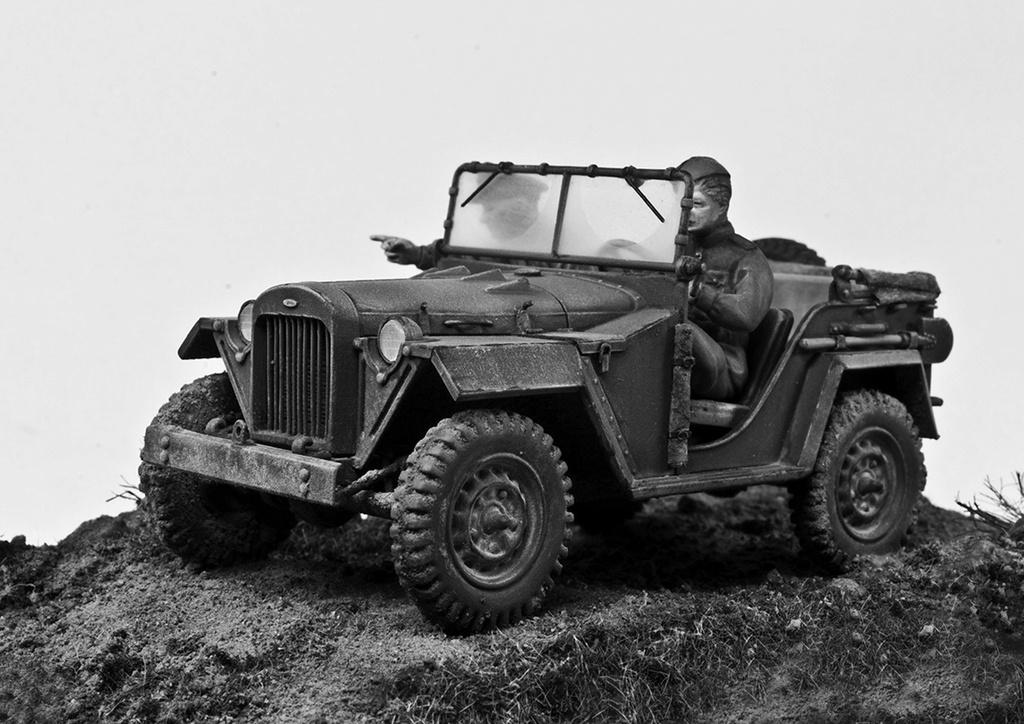 ГАЗ-67 1943г. 216