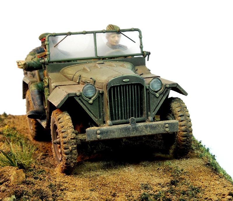 ГАЗ-67 1943г. 315