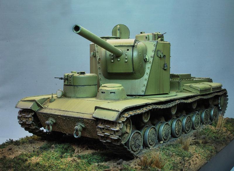 """КВ-5 -""""Бумажный танк"""" 316"""