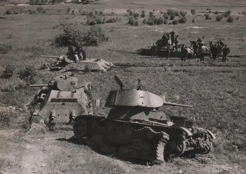 Камуфляж танков РККА периода ВОВ 34_19412