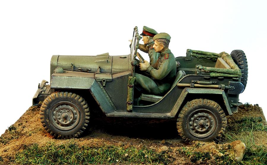 ГАЗ-67 1943г. 514