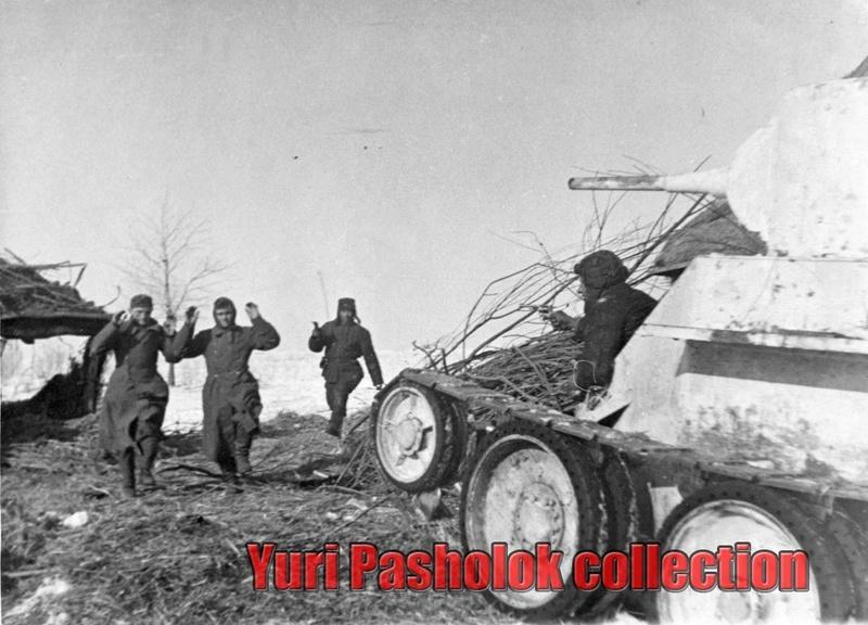 Камуфляж танков РККА периода ВОВ 5_610