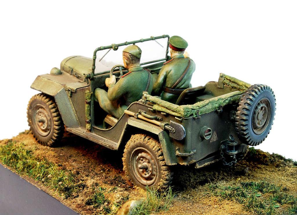 ГАЗ-67 1943г. 613