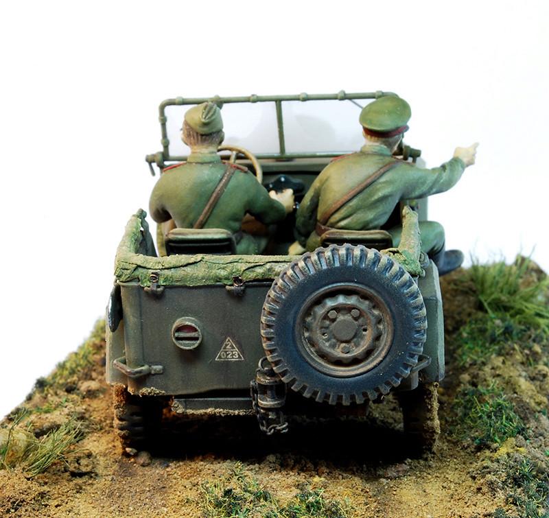 ГАЗ-67 1943г. 713