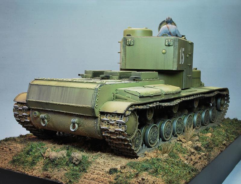 """КВ-5 -""""Бумажный танк"""" 714"""