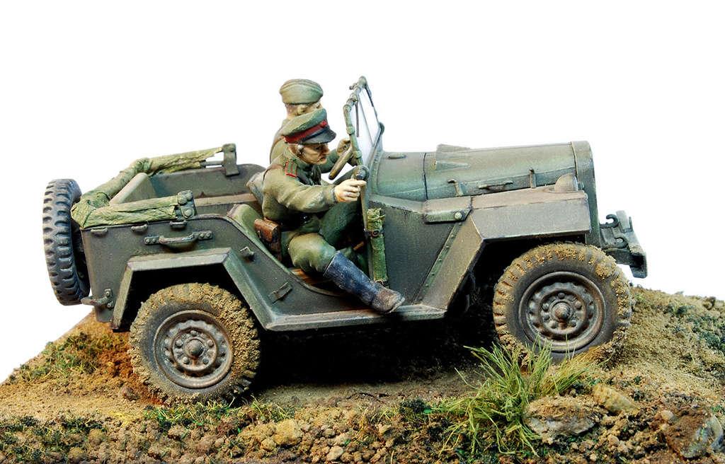 ГАЗ-67 1943г. 813