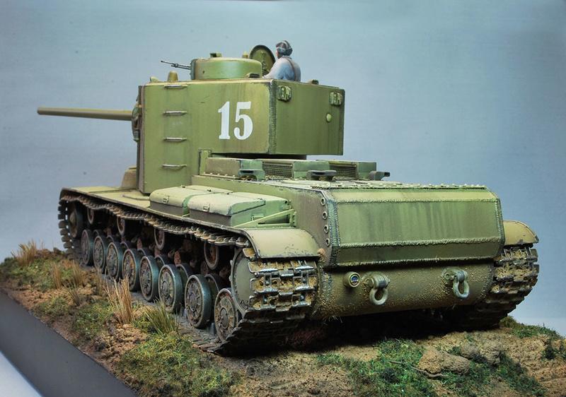 """КВ-5 -""""Бумажный танк"""" 814"""