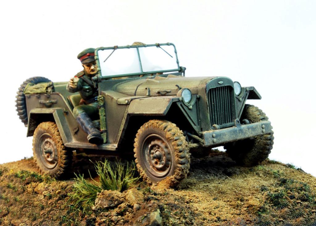 ГАЗ-67 1943г. 913