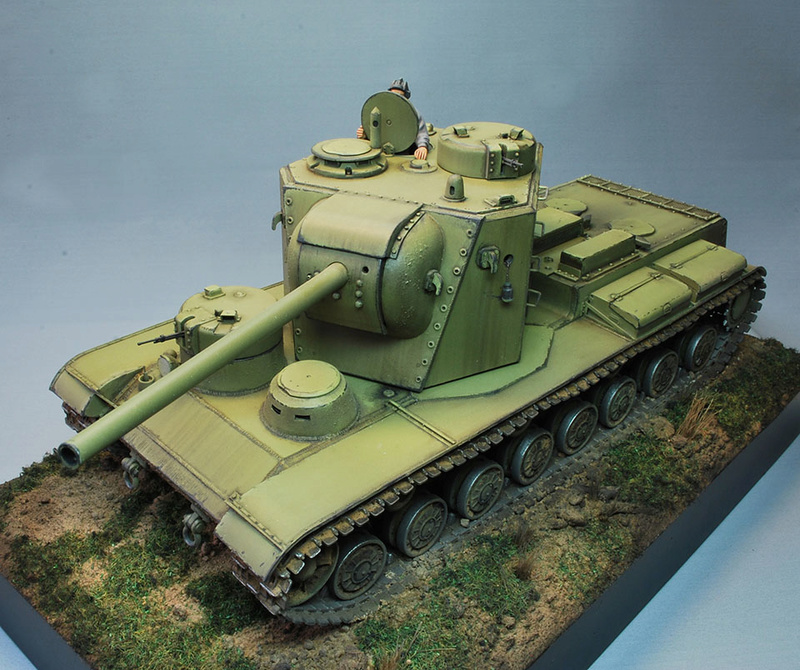 """КВ-5 -""""Бумажный танк"""" 914"""