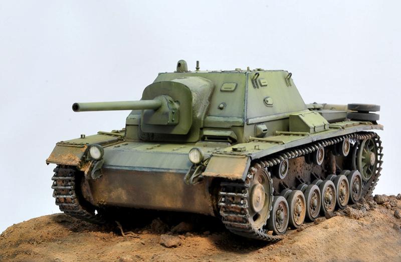 СУ-76И Dsc_1219