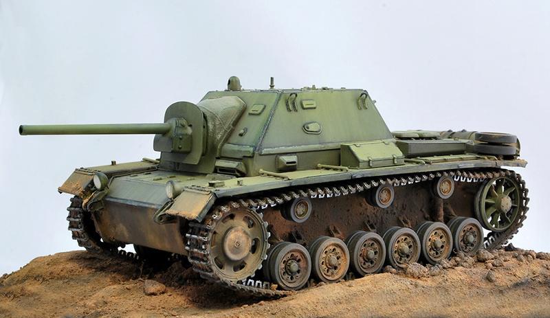 СУ-76И Dsc_1220