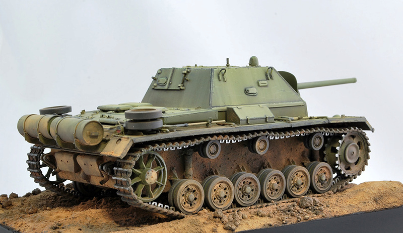 СУ-76И Dsc_1222