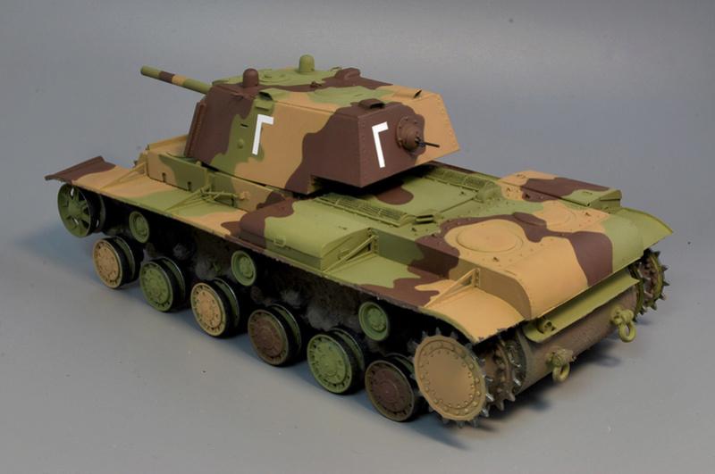 КВ-1 Ленинградский фронт 1942г - Страница 3 Dsc_1315