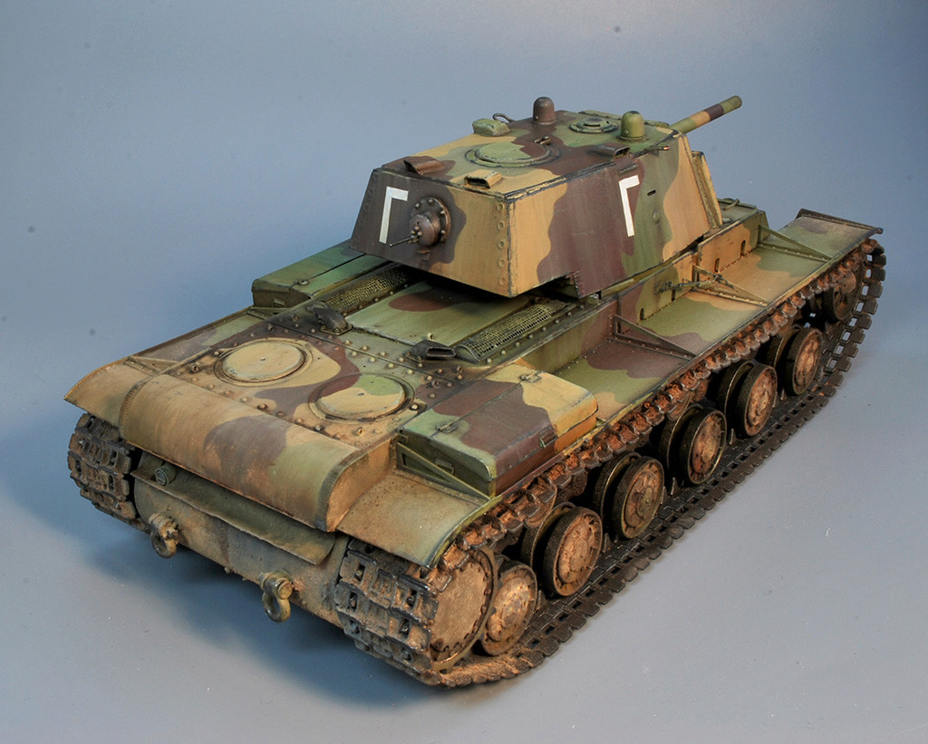КВ-1 Ленинградский фронт 1942г - Страница 3 Dsc_1323