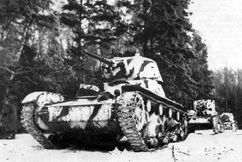 Камуфляж танков РККА периода ВОВ Image11
