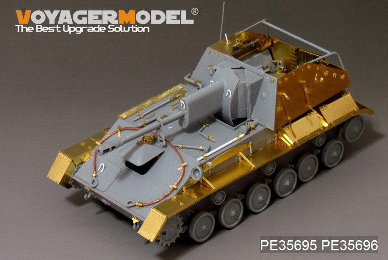 VoyagerModel -травление на СУ-76 Pe356912