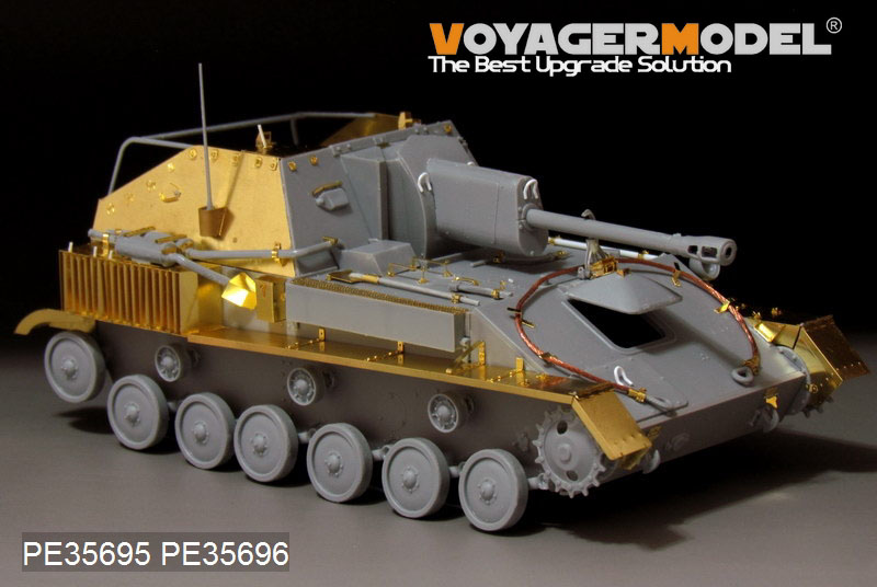 VoyagerModel -травление на СУ-76 Pe356913