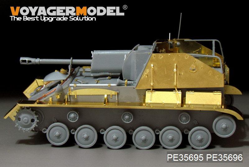 VoyagerModel -травление на СУ-76 Pe356914
