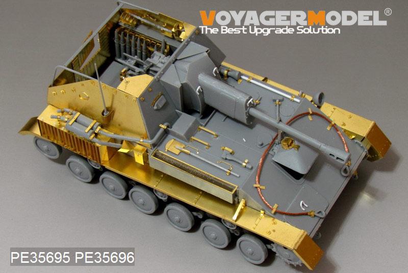 VoyagerModel -травление на СУ-76 Pe356915