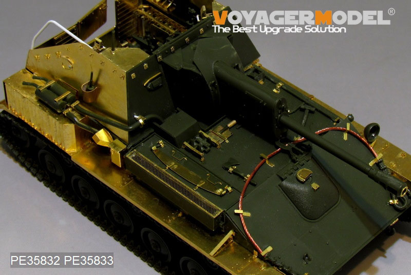 VoyagerModel -травление на СУ-76 Pe358315