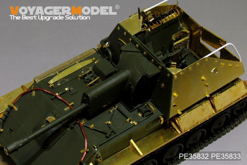 VoyagerModel -травление на СУ-76 Pe358316
