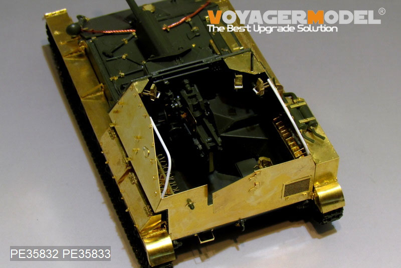 VoyagerModel -травление на СУ-76 Pe358319
