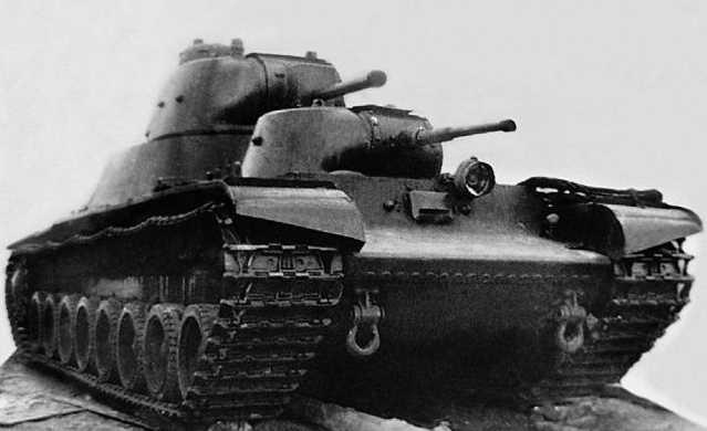 Т-100 Сталинский бронемонстр T100_710