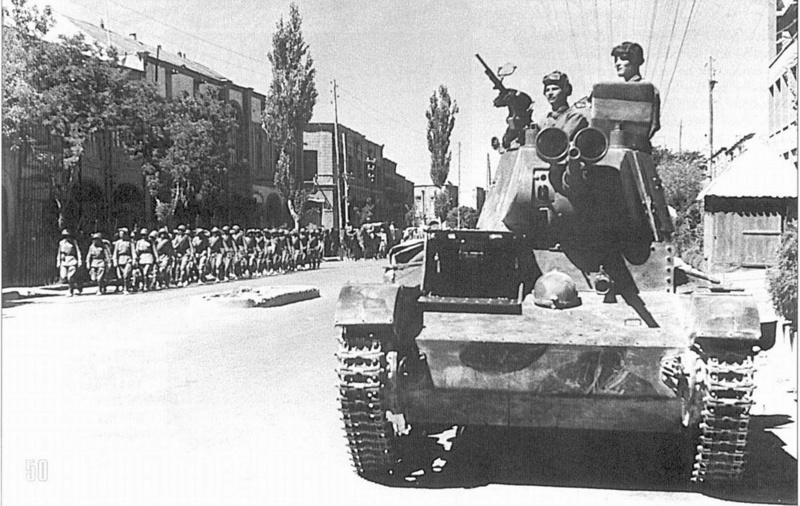 Камуфляж танков РККА периода ВОВ T_26_m10