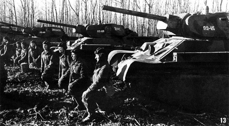 Камуфляж танков РККА периода ВОВ Tbr13010