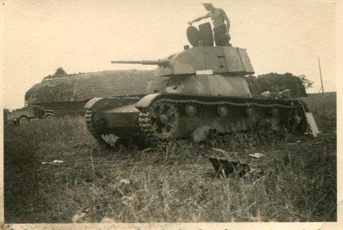 Камуфляж танков РККА периода ВОВ Zcpdjx12