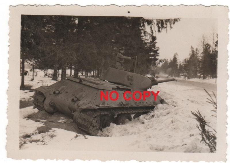 Камуфляж танков РККА периода ВОВ Zcpdjx13