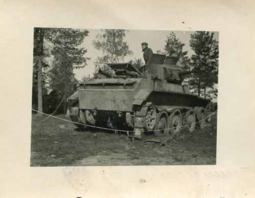 Камуфляж танков РККА периода ВОВ Zcpdjx14