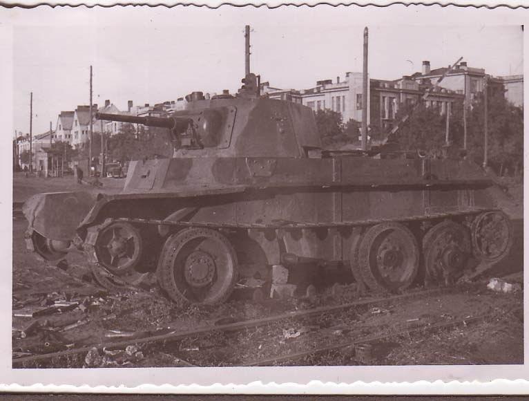 Камуфляж танков РККА периода ВОВ Zcpdjx16