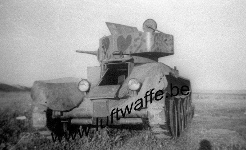 Камуфляж танков РККА периода ВОВ Zcpdjx18