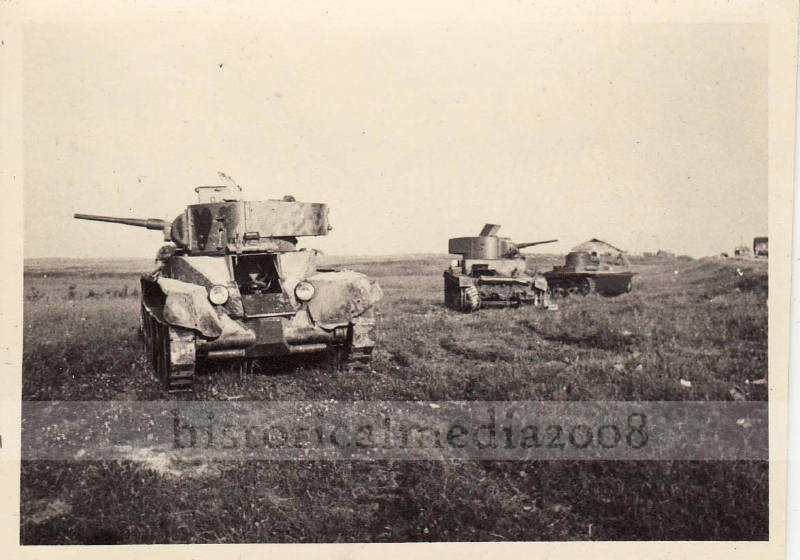 Камуфляж танков РККА периода ВОВ Zcpdjx19