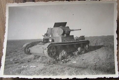 Камуфляж танков РККА периода ВОВ Zcpdjx24