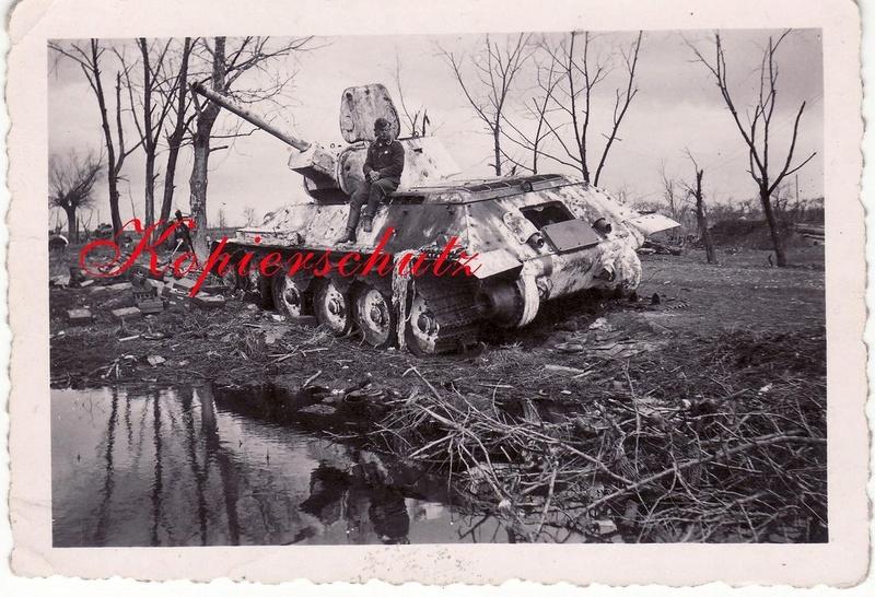 Камуфляж танков РККА периода ВОВ Zcpdjx28