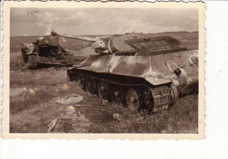 Камуфляж танков РККА периода ВОВ Zcpdjx32