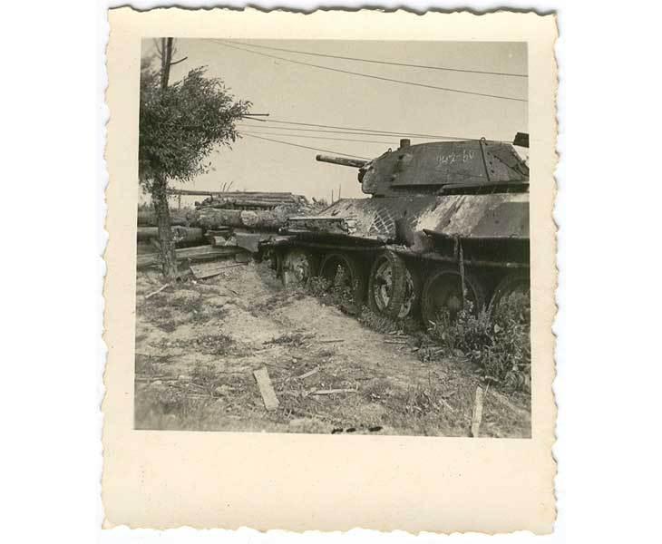 Камуфляж танков РККА периода ВОВ Zcpdjx33