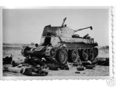 Камуфляж танков РККА периода ВОВ Zcpdjx37