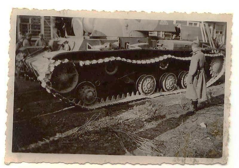 Камуфляж танков РККА периода ВОВ Zcpdjx39