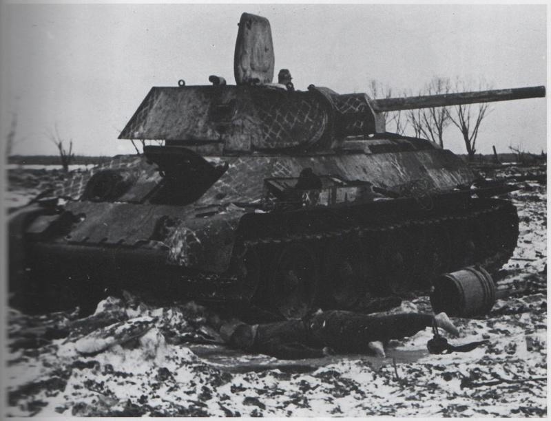 Камуфляж танков РККА периода ВОВ Zcpdjx44