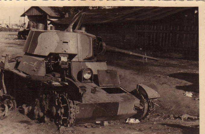 Камуфляж танков РККА периода ВОВ Zd5yba11