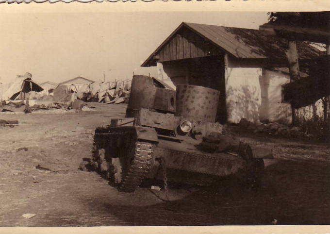 Камуфляж танков РККА периода ВОВ Zd5yba12